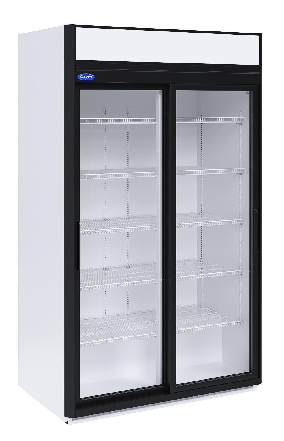 Новинка! Расширение линейки холодильных шкафов Капри!