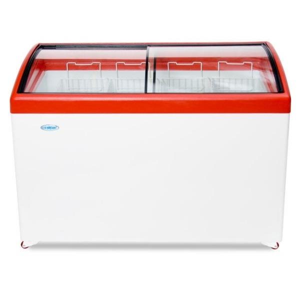 Ларь морозильный Снеж МЛГ-400