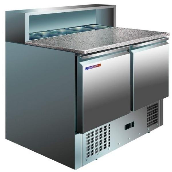 Стол холодильный для пиццы COOLEQ PS900
