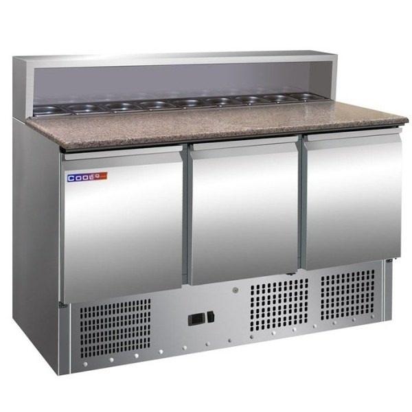 Стол холодильный для пиццы COOLEQ PS903