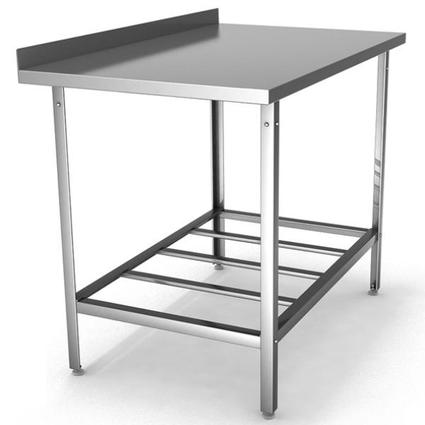 Стол производственный с бортом СПП 15х6