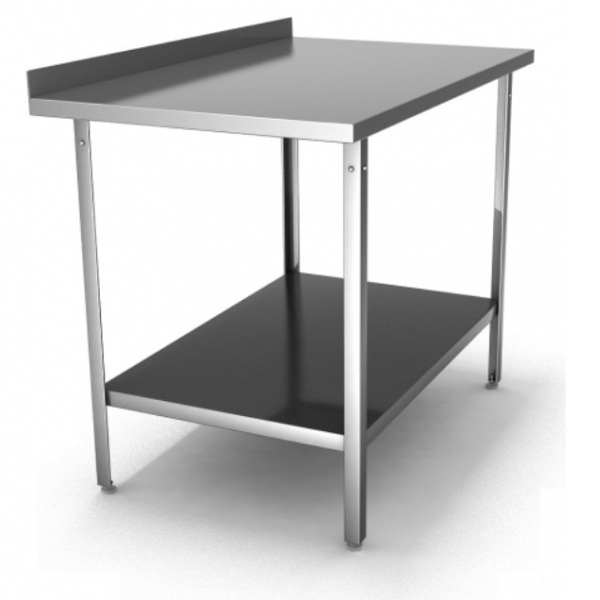 Стол производственный с бортом СП 12х6