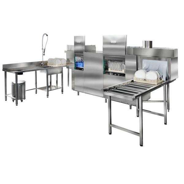 Посудомоечные машины промышленные