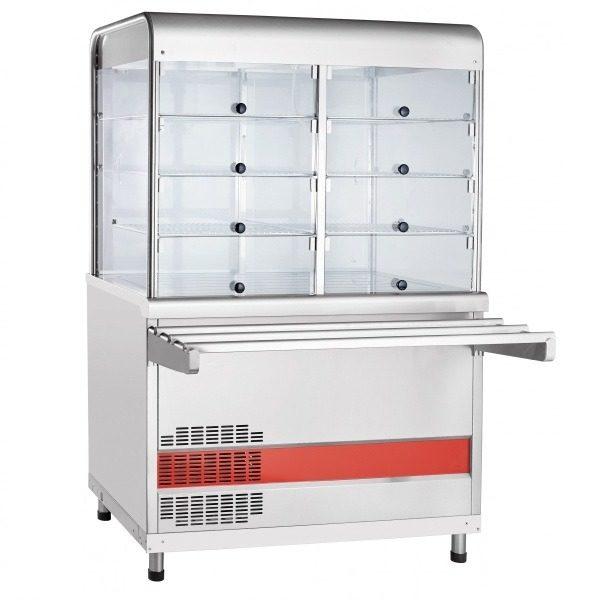 Прилавок-витрина холодильный ПВВ(Н)-70КМ-С-НШ АСТА