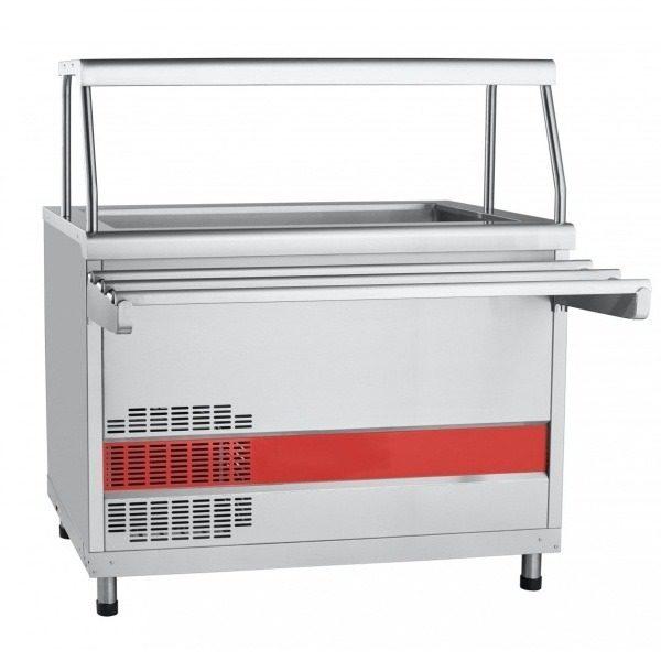 Прилавок холодильный ПВВ(Н)-70КМ-02-НШ АСТА