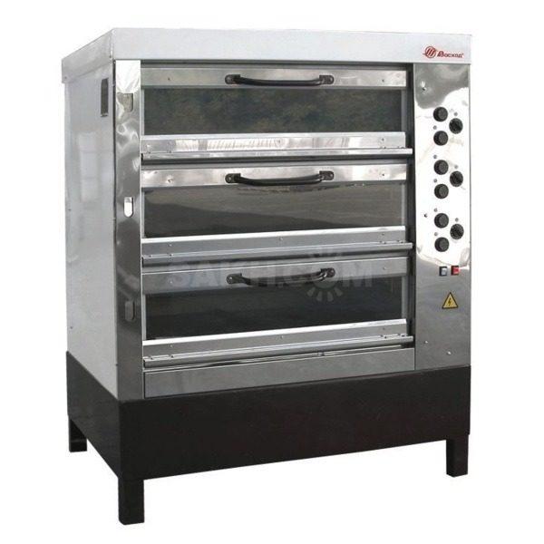 Печь хлебопекарная Восход ХПЭ-750/3 C