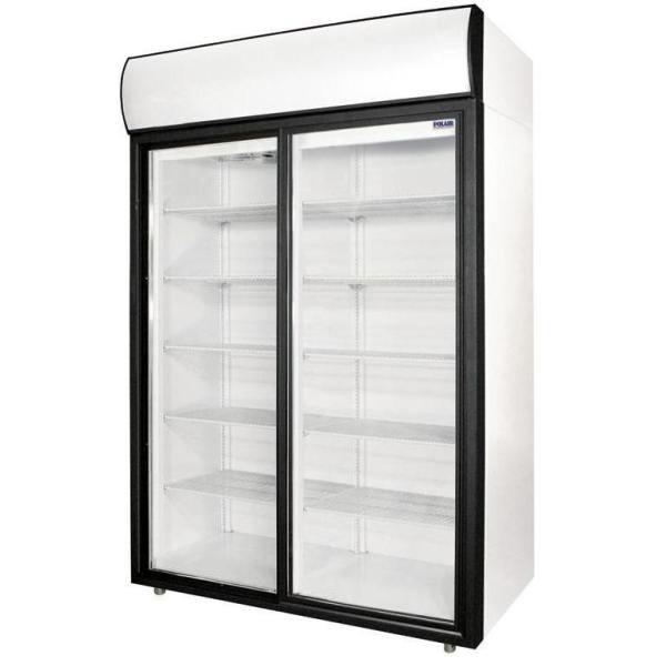 Шкаф холодильный POLAIR DM110Sd-S