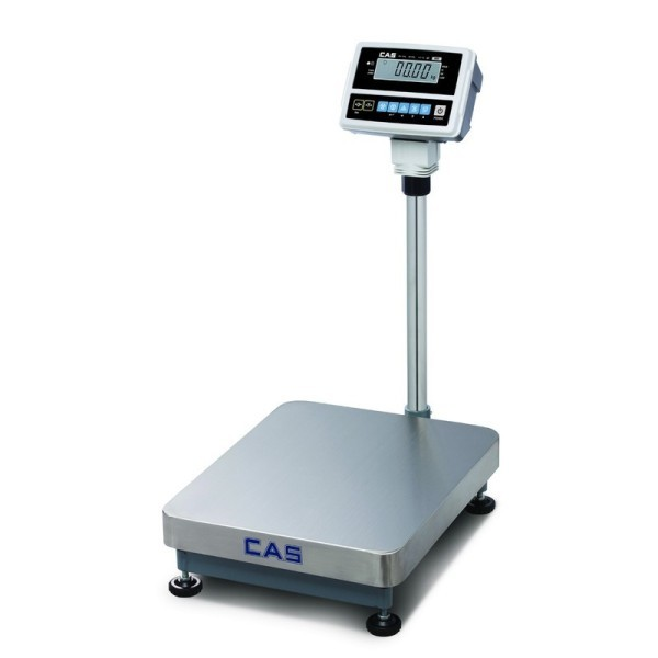 Весы товарные напольные CAS HD-150