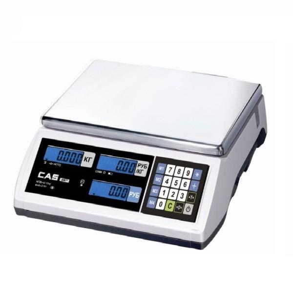 Торговые весы CAS ER JR-15CB