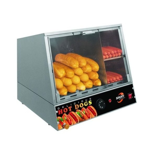 Гриль паровой для хот-догов Sikom МК-1.70