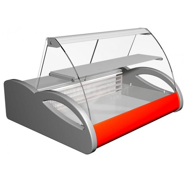 Витрина холодильная настольная Полюс ВХС-1,0 Арго