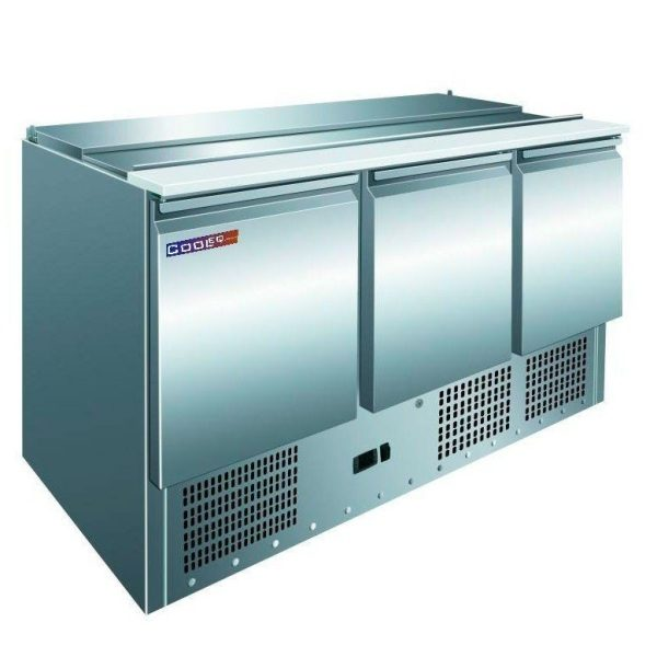 Салат-бар холодильный Cooleq S903