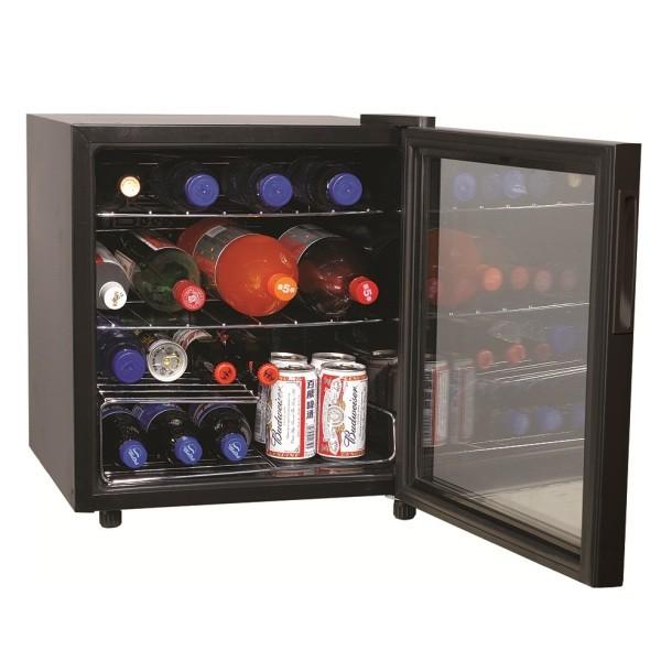 Барный холодильный шкаф COOLEQ TBC-46