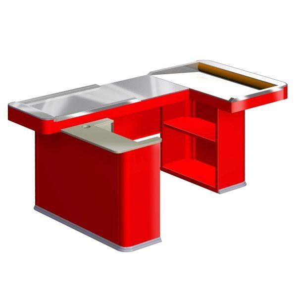 Кассовый бокс UNIT MINI 2 150 Красный