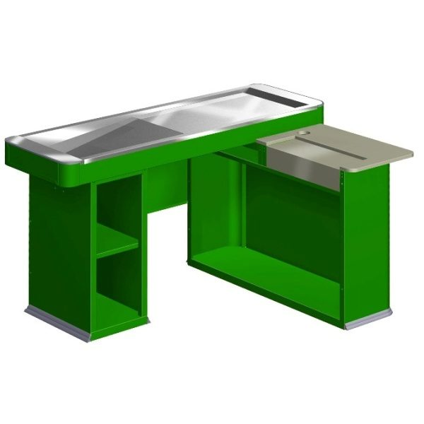 Кассовый бокс UNIT MINI 2 150 Зеленый