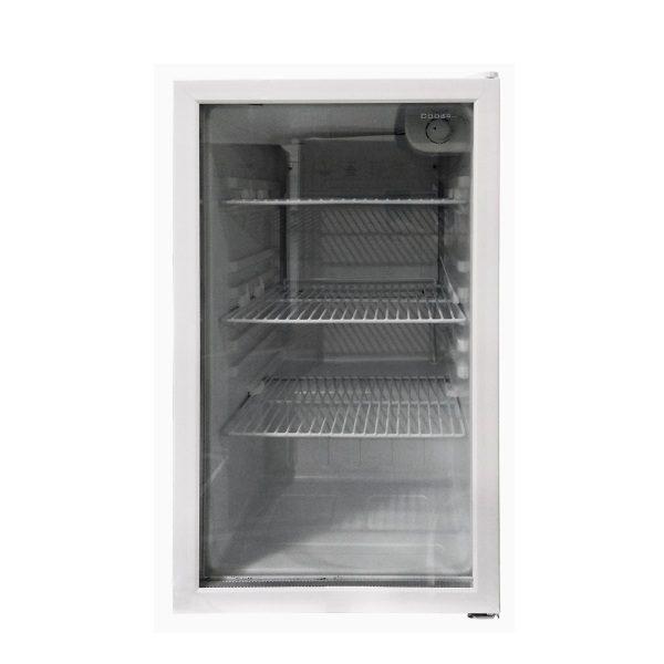 Барный холодильный шкаф COOLEQ TBC-85 белый