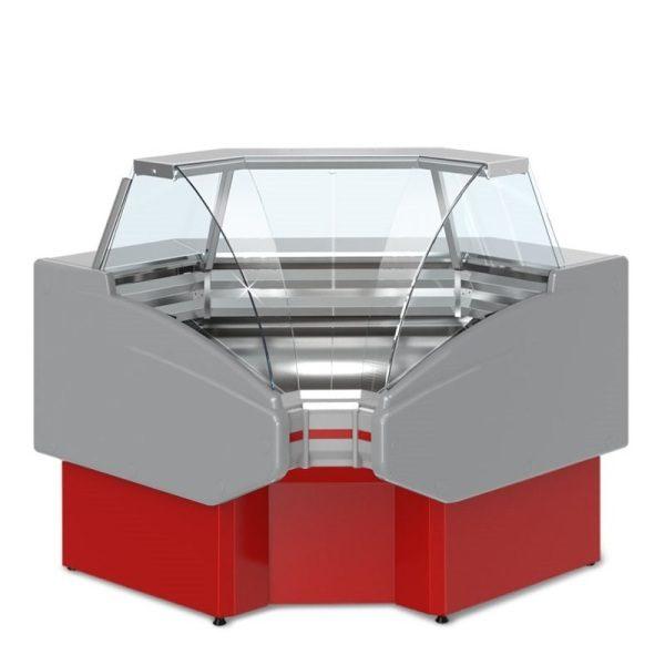 Витрина холодильная Golfstream Двина CS УВ90 ВС