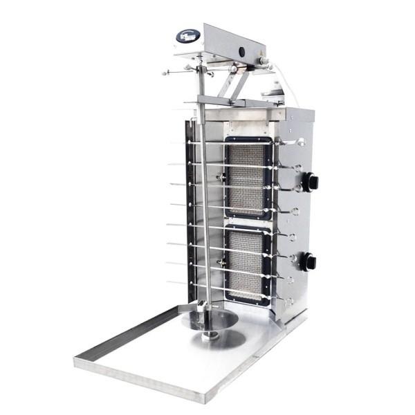 Аппараты для шаурмы газовые