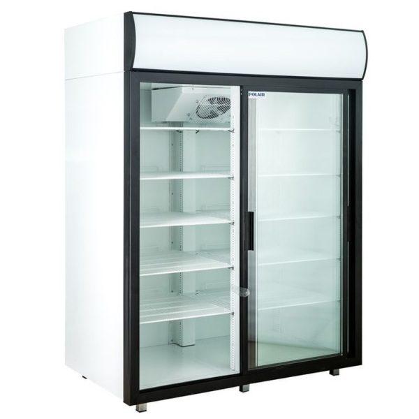 Шкаф холодильный POLAIR DM110-Sd-S 2.0